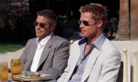 'Ocean's Eleven' stars Brad Pitt and George Clooney to reunite for new thriller