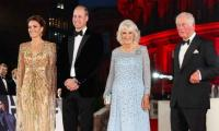 Prince William, Kate Middleton Attend 'No Time To Die' Premier