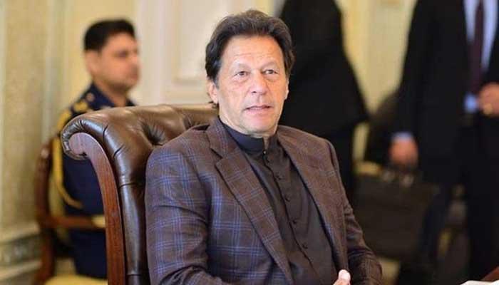 Prime Minister Imran Khan. — Instagram/Imran Khan
