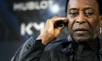 Pele continues to receive chemotherapy after colon tumour surgery