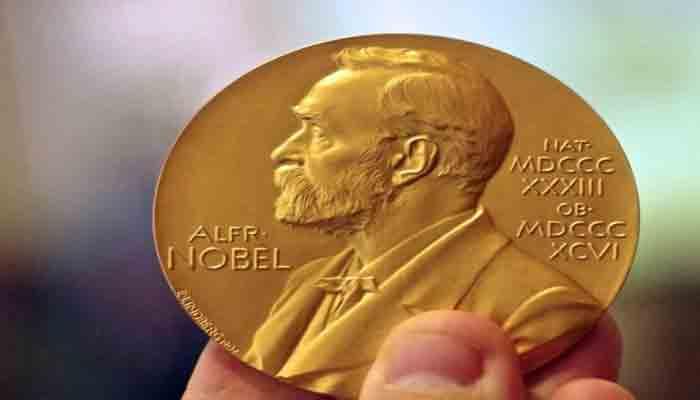 Nobel peace prize.