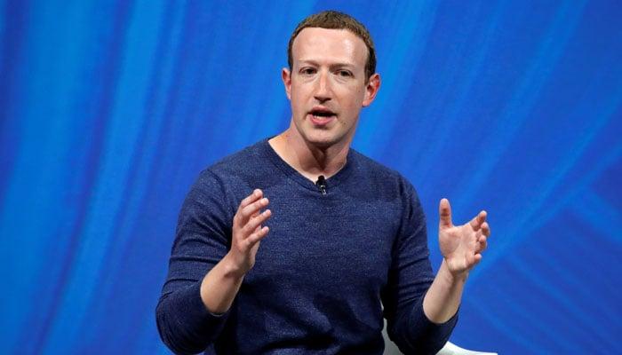 Facebook co-founder Mark Zuckerberg. Photo: Reuters file