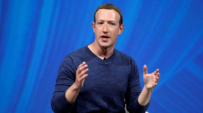 'Operating in the shadows': Facebook's Zuckerberg brushes aside allegations