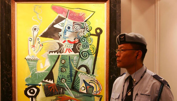 Christies fall auction to put two Picasso paintings on sale