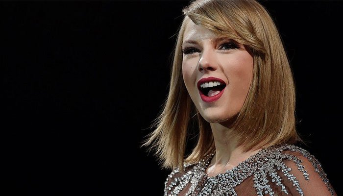 Taylor Swift thanks her fans after winning Gracie for Folklore film