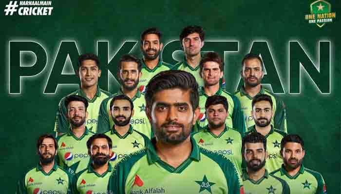 Pakistans T20 World Cup squad