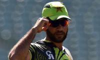 T20 World Cup: Injured Sohaib Maqsood ruled out of Pakistani squad