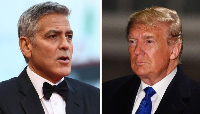 George Clooney blasts Donald Trump, says America has 'a lot of healing to go through'