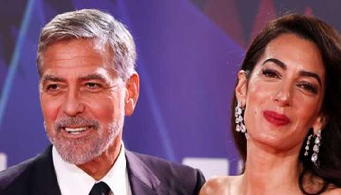 George Clooney's new film 'The Tender Bar' premieres at London Film Festival