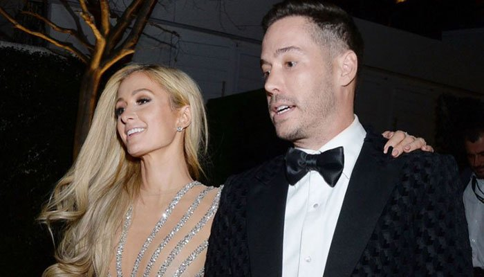 Paris Hilton, fiancé Carter Reum celebrate final days of being single