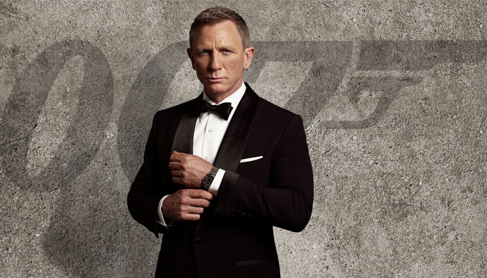 The United Artists film, the last to feature Daniel Craig as 007, sees Ian Flemings spy hero dragged out of retirement