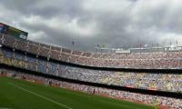 Barcelona allowed to fill Camp Nou as key games loom