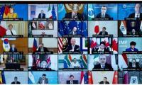 G20 leaders decide to step up Afghan humanitarian effort