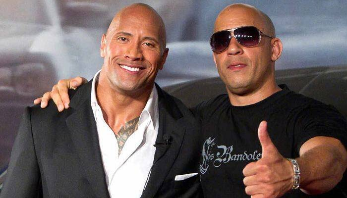 Dwayne Johnson shares truth about his feud with Vin Diesel