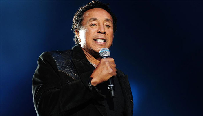 Smokey Robinson credited his high level of fitness for helping him survive, despite his old age