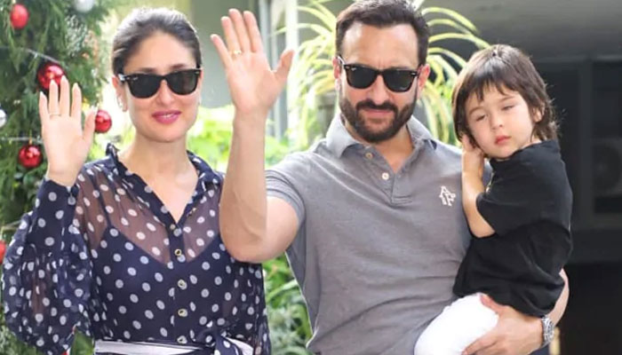Saif Ali Khan gushes over Taimurs responsible attitude towards younger brother Jeh