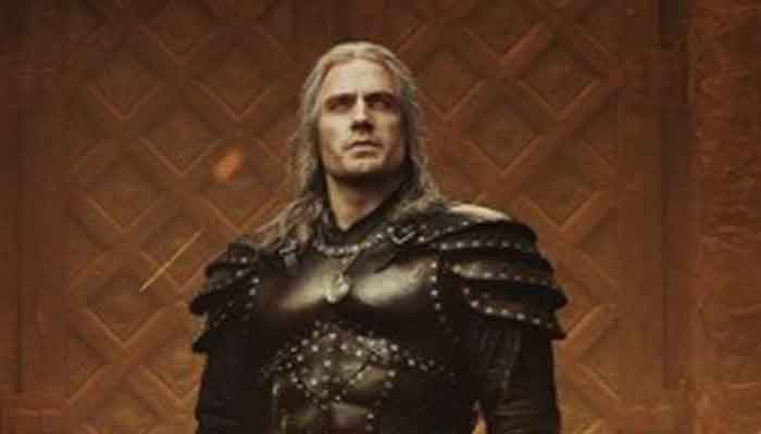 Henry Cavill shares new The Witcher look