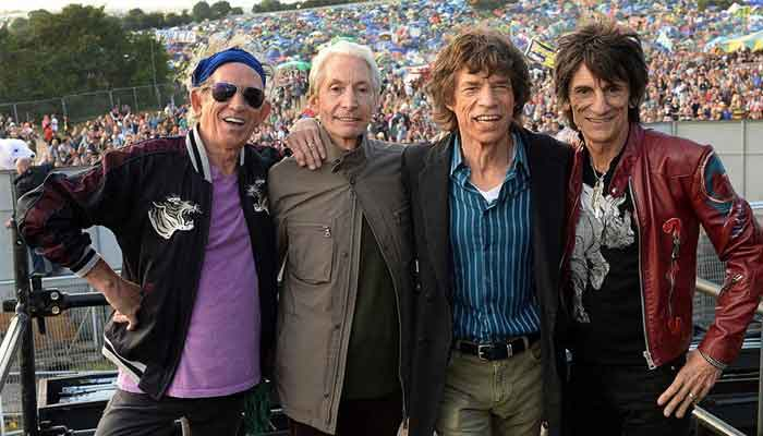 The Rolling Stones drop hit Brown Sugar from US tour