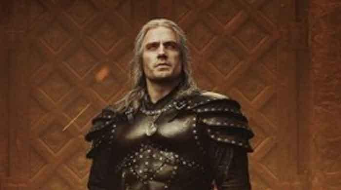 Henry Cavill shares new 'The Witcher' look