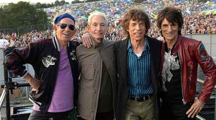 Rolling Stones drop hit 'Brown Sugar' from US tour