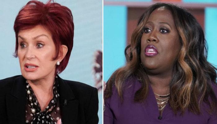 Sharon Osbourne says Sheryl Underwood underwent anger management classes after outburst