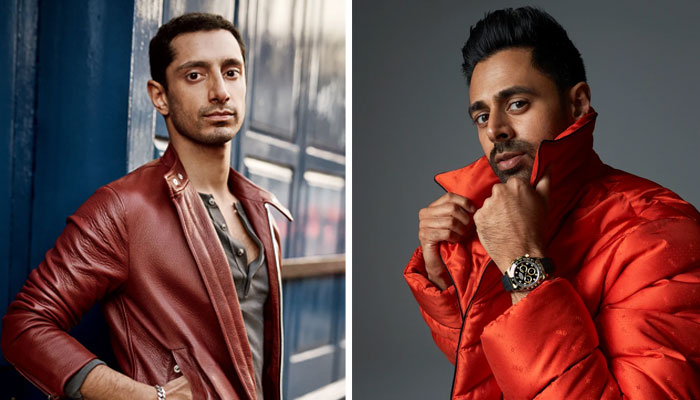 Hasan Minhaj says he and Riz Ahmed have a 'deep connection' due to 'desi Muslim' identity