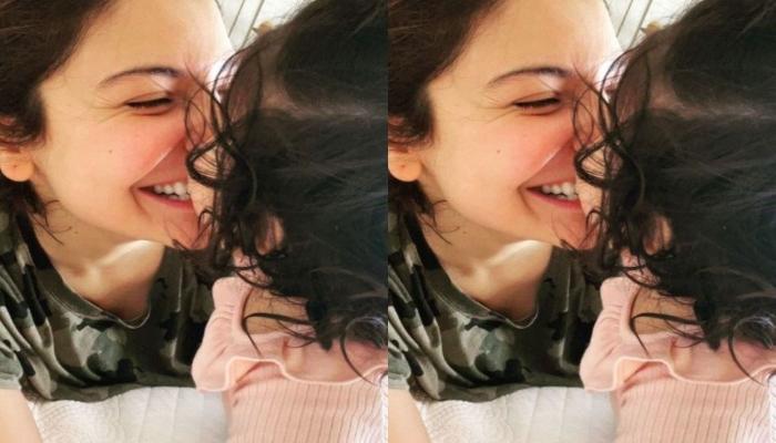 Anushka Sharmas heartwarming photo with daughter Vamika is winning hearts: See post