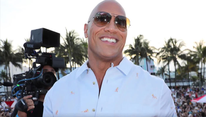 Dwayne Johnson touches on the reality of being 'famous'