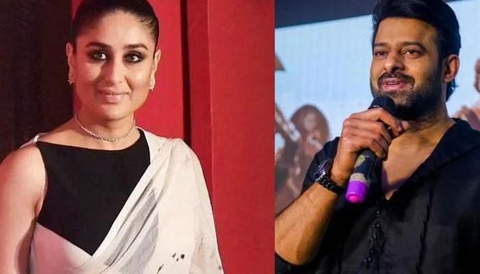 Kareena Kapoor, Prabhas collaborate for their next movie?