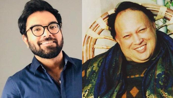Yasir Hussain heaps praises on Nusrat Fateh Ali Khan: born once in centuries