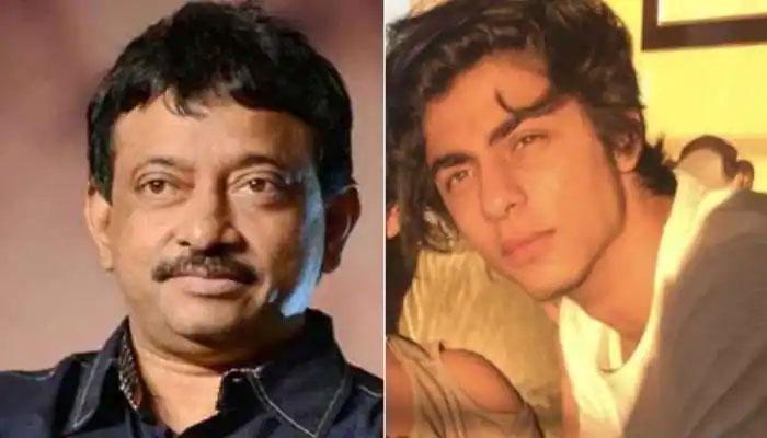 NCB has made Aryan from superstars son to a super duper star: Ram Gopal Varma