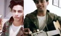Watch Aryan Khan crooning to Charlie Puth's 'Attention' in viral video