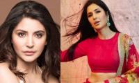 Anushka Sharma reacts to Katrina Kaif's latest photo-shoot