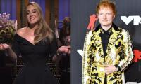 Adele's Hilarious Take On Ed Sheeran When Told His Album Release Is Near Hers