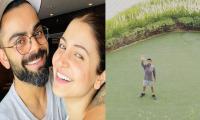 Anushka Sharma dishes 'Love in the time of bubble life' with Virat Kohli