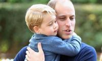 Prince William 'struggling' To Comfort Prince George After Attenborough Films