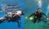 Priyanka Chopra Goes Scuba Diving In Spain, Calls It A 'magical Experience'