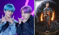 Marvel's 'Eternals' To Include BTS' Friends Single?