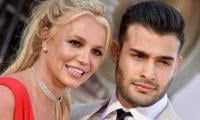 Britney Spears 'is All Smiles' Riding Motorcycles With Fiancé Sam Asghari