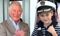 Prince Charles expresses worry for Prince George's future