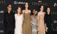 Angelina Jolie turns 'Eternals' premiere into family night, brings her five kids at the event