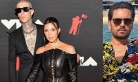 Kourtney Kardashian's Family Kept Travis Barker Proposal Secret From Scott Disick