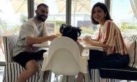 Indian skipper Kohli shares snapshot of breakfast with family in Dubai