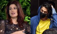 Twinkle Khanna says Aryan's arrest is like an episode of 'Squid Game'