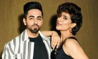 Ayushmann Khurrana and wife Tahira Kashyap look picture perfect in Maldives