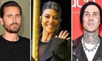 Kourtney Kardashian's Ex Scott Disick Still On Family Whatsapp: Travis Barker Yet To Be Included