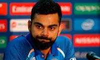 Kohli Is Not Nervous Ahead Of India-Pakistan T20 World Cup Match