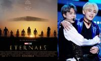 Marvel Confirms Selection Of BTS' Track 'Friends' As 'Eternals' OST