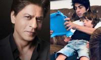 Inside Shah Rukh Khan's Emotional In-person Meeting With Aryan Khan