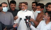 PPP leader Khursheed Shah's bail plea accepted after two years